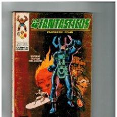 Comics : LOS 4 FANTÁSTICOS Nº 37. VERTICE. TACO.. Lote 185735927