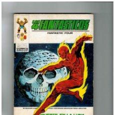 Comics : LOS 4 FANTÁSTICOS Nº 49. VERTICE. TACO.. Lote 185736235