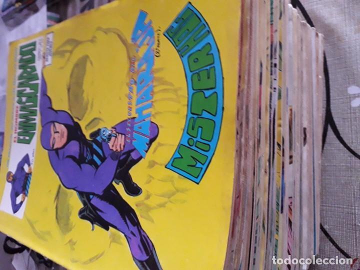 EL HOMBRE ENMASCARADO 56 COMICS AÑO 1973¡¡¡¡¡¡¡ COMPLETA¡¡¡¡¡¡¡¡¡ (Tebeos y Comics - Vértice - Hombre Enmascarado)