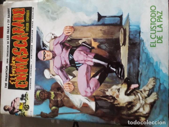 Cómics: EL HOMBRE ENMASCARADO 56 COMICS AÑO 1973¡¡¡¡¡¡¡ COMPLETA¡¡¡¡¡¡¡¡¡ - Foto 3 - 185831936
