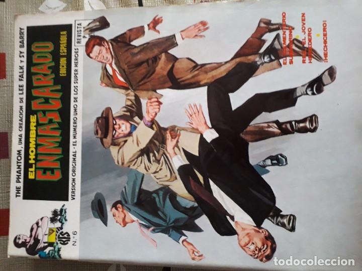 Cómics: EL HOMBRE ENMASCARADO 56 COMICS AÑO 1973¡¡¡¡¡¡¡ COMPLETA¡¡¡¡¡¡¡¡¡ - Foto 8 - 185831936