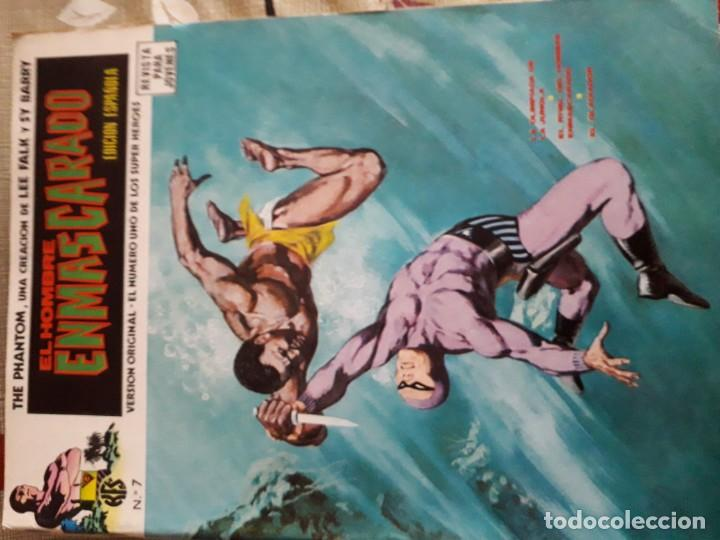 Cómics: EL HOMBRE ENMASCARADO 56 COMICS AÑO 1973¡¡¡¡¡¡¡ COMPLETA¡¡¡¡¡¡¡¡¡ - Foto 9 - 185831936