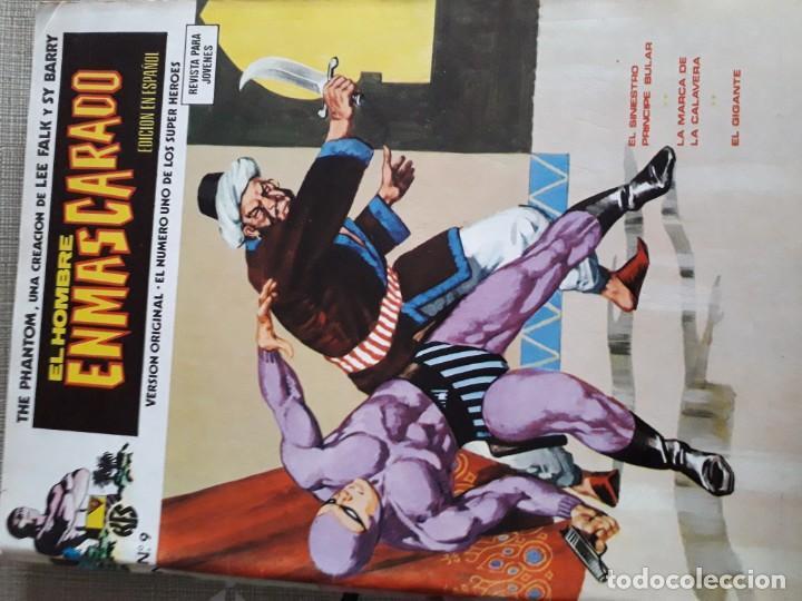 Cómics: EL HOMBRE ENMASCARADO 56 COMICS AÑO 1973¡¡¡¡¡¡¡ COMPLETA¡¡¡¡¡¡¡¡¡ - Foto 11 - 185831936