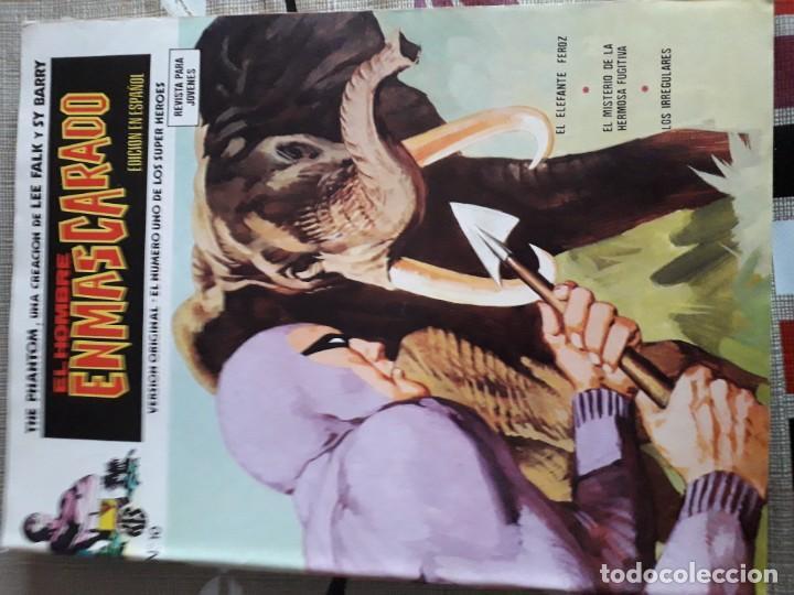 Cómics: EL HOMBRE ENMASCARADO 56 COMICS AÑO 1973¡¡¡¡¡¡¡ COMPLETA¡¡¡¡¡¡¡¡¡ - Foto 12 - 185831936