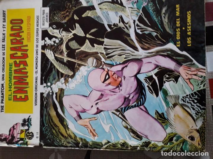 Cómics: EL HOMBRE ENMASCARADO 56 COMICS AÑO 1973¡¡¡¡¡¡¡ COMPLETA¡¡¡¡¡¡¡¡¡ - Foto 13 - 185831936