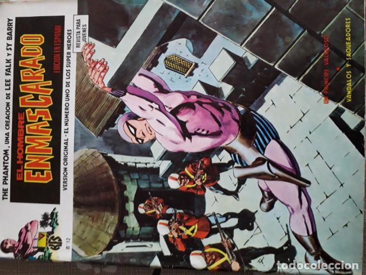 Cómics: EL HOMBRE ENMASCARADO 56 COMICS AÑO 1973¡¡¡¡¡¡¡ COMPLETA¡¡¡¡¡¡¡¡¡ - Foto 14 - 185831936