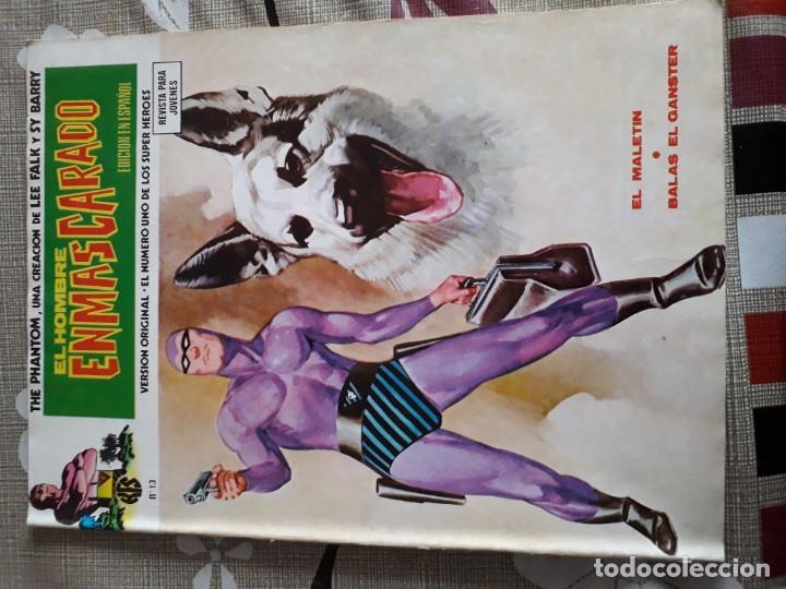 Cómics: EL HOMBRE ENMASCARADO 56 COMICS AÑO 1973¡¡¡¡¡¡¡ COMPLETA¡¡¡¡¡¡¡¡¡ - Foto 15 - 185831936