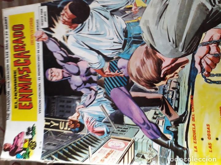 Cómics: EL HOMBRE ENMASCARADO 56 COMICS AÑO 1973¡¡¡¡¡¡¡ COMPLETA¡¡¡¡¡¡¡¡¡ - Foto 16 - 185831936