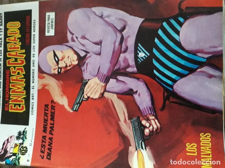Cómics: EL HOMBRE ENMASCARADO 56 COMICS AÑO 1973¡¡¡¡¡¡¡ COMPLETA¡¡¡¡¡¡¡¡¡ - Foto 19 - 185831936