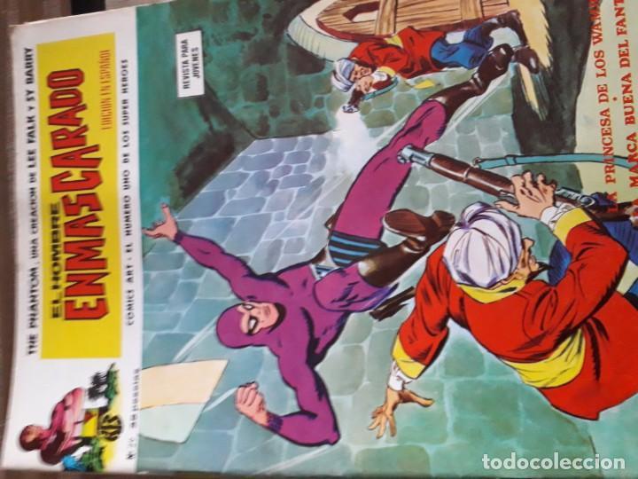 Cómics: EL HOMBRE ENMASCARADO 56 COMICS AÑO 1973¡¡¡¡¡¡¡ COMPLETA¡¡¡¡¡¡¡¡¡ - Foto 31 - 185831936
