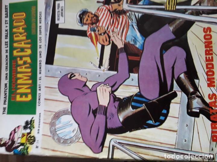 Cómics: EL HOMBRE ENMASCARADO 56 COMICS AÑO 1973¡¡¡¡¡¡¡ COMPLETA¡¡¡¡¡¡¡¡¡ - Foto 36 - 185831936