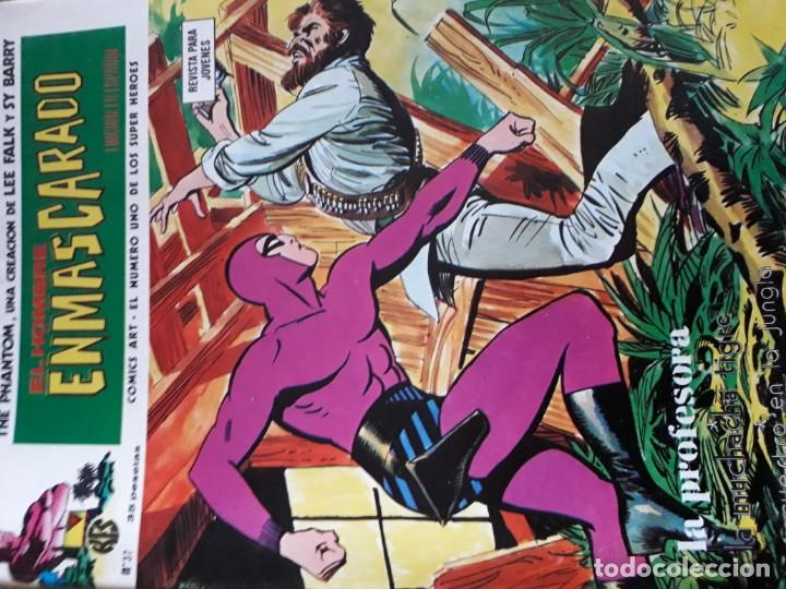 Cómics: EL HOMBRE ENMASCARADO 56 COMICS AÑO 1973¡¡¡¡¡¡¡ COMPLETA¡¡¡¡¡¡¡¡¡ - Foto 39 - 185831936