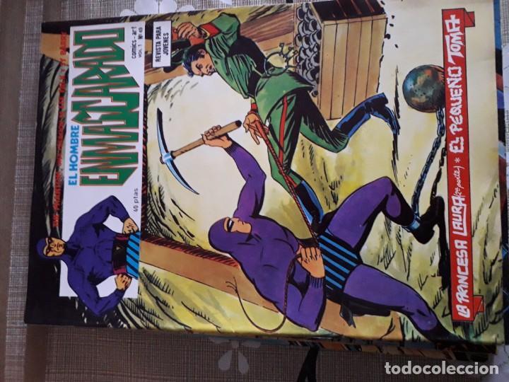 Cómics: EL HOMBRE ENMASCARADO 56 COMICS AÑO 1973¡¡¡¡¡¡¡ COMPLETA¡¡¡¡¡¡¡¡¡ - Foto 50 - 185831936