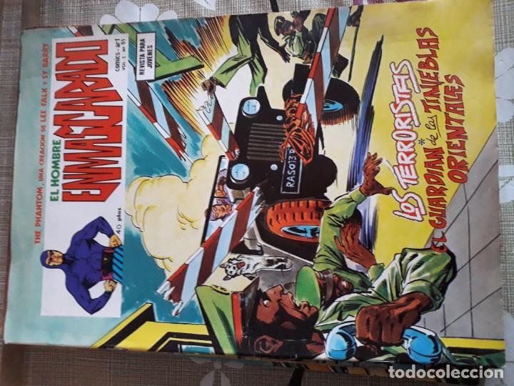 Cómics: EL HOMBRE ENMASCARADO 56 COMICS AÑO 1973¡¡¡¡¡¡¡ COMPLETA¡¡¡¡¡¡¡¡¡ - Foto 51 - 185831936