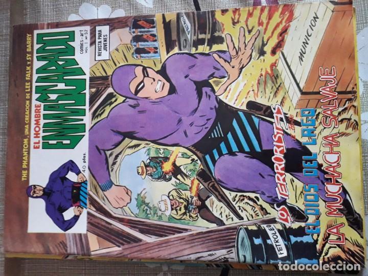 Cómics: EL HOMBRE ENMASCARADO 56 COMICS AÑO 1973¡¡¡¡¡¡¡ COMPLETA¡¡¡¡¡¡¡¡¡ - Foto 52 - 185831936