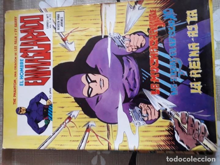 Cómics: EL HOMBRE ENMASCARADO 56 COMICS AÑO 1973¡¡¡¡¡¡¡ COMPLETA¡¡¡¡¡¡¡¡¡ - Foto 53 - 185831936