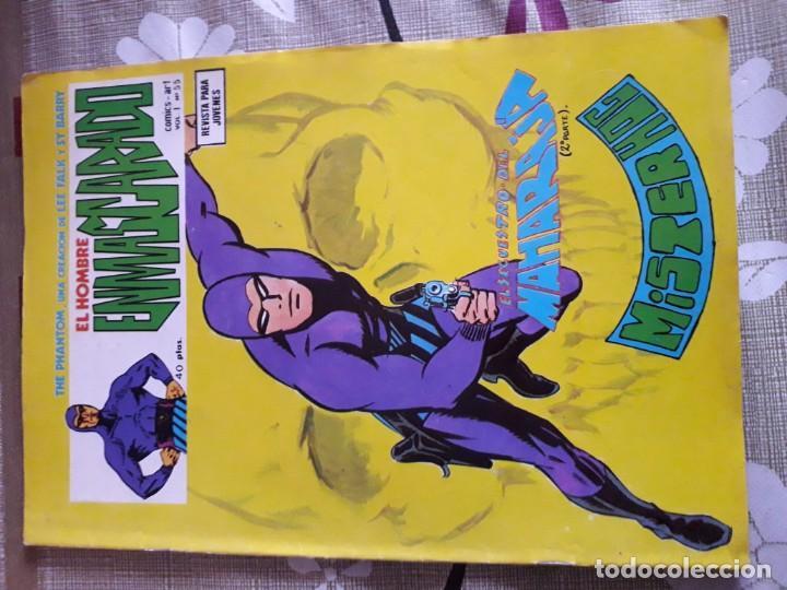 Cómics: EL HOMBRE ENMASCARADO 56 COMICS AÑO 1973¡¡¡¡¡¡¡ COMPLETA¡¡¡¡¡¡¡¡¡ - Foto 55 - 185831936