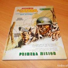 Cómics: ACCIONES DE GUERRA V.1 Nº 1 BUEN ESTADO. Lote 185898447