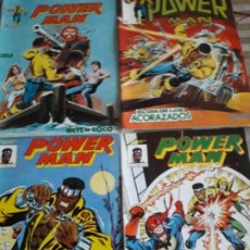 Cómics: POWER MAN N-1-2-3 SURCO 2-8 TOTAL 5 COMICS. Lote 185948692