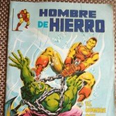 Cómics: EL HOMBRE DE HIERRO - LINEA 83 N 3. Lote 185951186