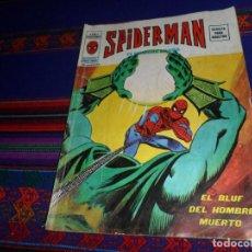 Cómics: VÉRTICE VOL. 2 SPIDERMAN Nº 6. 1974. 35 PTS. EL BLUF DEL HOMBRE MUERTO.. Lote 185960632