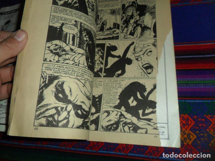 Cómics: VÉRTICE VOL. 2 SPIDERMAN Nº 6. 1974. 35 PTS. EL BLUF DEL HOMBRE MUERTO. - Foto 3 - 185960632