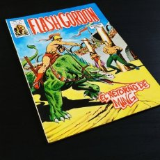 Cómics: DE KIOSCO FLASH GORDON 37 VOL I VERTICE. Lote 185974293