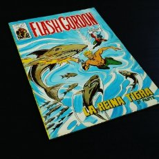 Cómics: EXCELENTE ESTADO FLASH GORDON 42 VOL I VERTICE. Lote 185974783