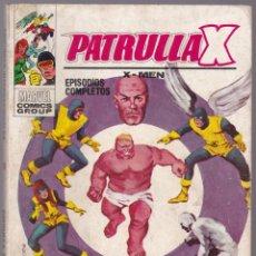 Cómics: PATRULLA X - X-MEN Nº 3 - EDICIÓN ESPECIAL - EL TERRIBLE SUPERHOMBRE. Lote 185989572