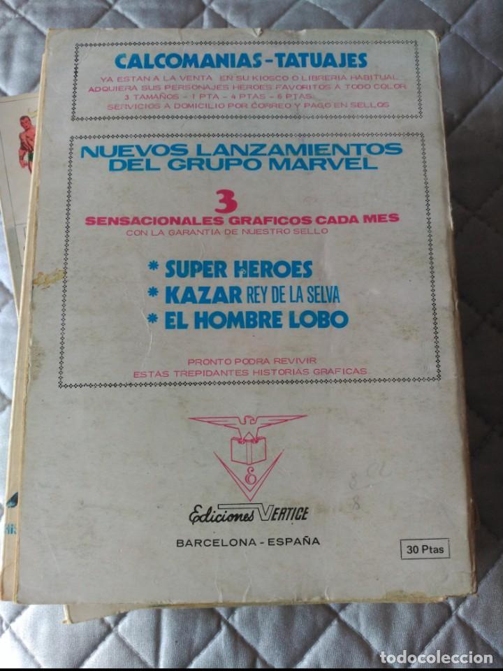 Cómics: Sargento Furia Vol.1 Nº 19 - Foto 2 - 185991545