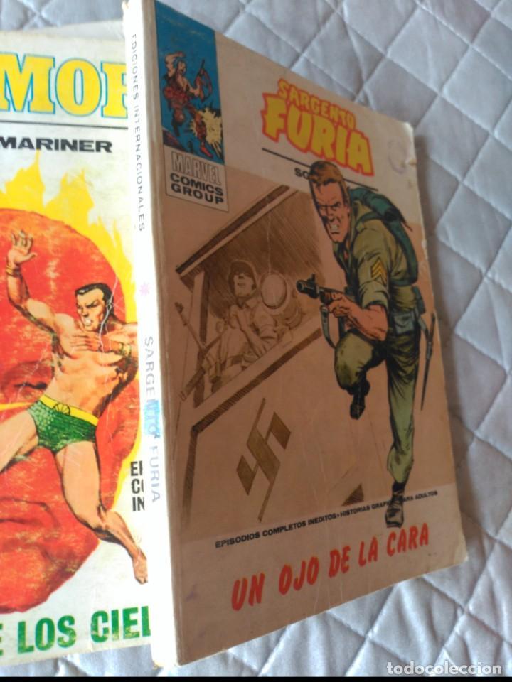 Cómics: Sargento Furia Vol.1 Nº 19 - Foto 3 - 185991545