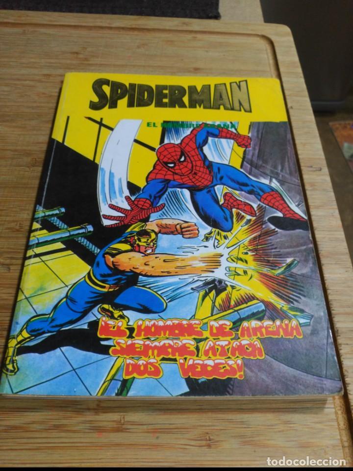 SPIDERMAN VOL.3 RETAPADO Nº 62-63-63A-63B-63C (Tebeos y Comics - Vértice - V.3)