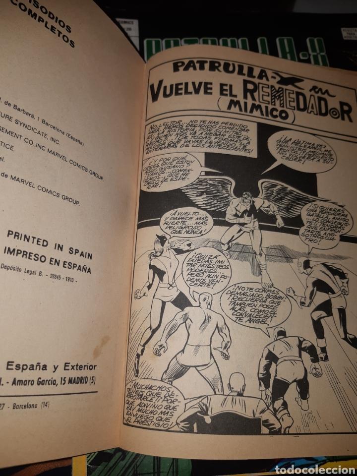 Cómics: TEBEOS-CÓMICS CANDY - PATRULLA X 12 - VERTICE - AA98 - Foto 3 - 186028220