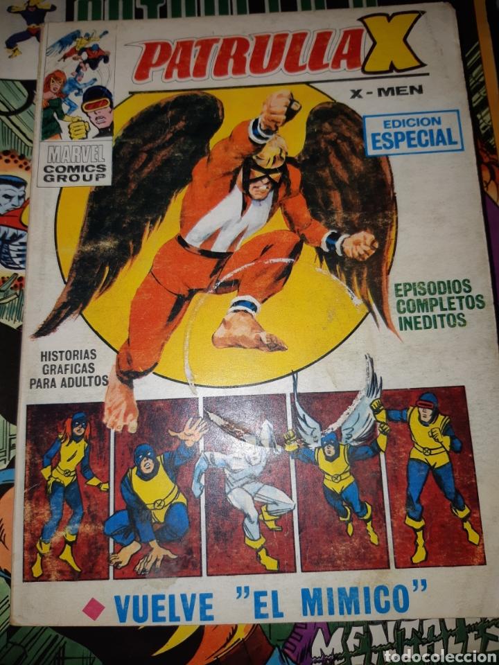 TEBEOS-CÓMICS CANDY - PATRULLA X 12 - VERTICE - AA98 (Tebeos y Comics - Vértice - V.1)