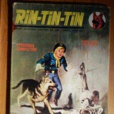 Cómics: TEBEO - COMIC - RIN TIN TIN - Nº 8 - GIGANTES DE PIEDRA - VÉRTICE. Lote 186032985