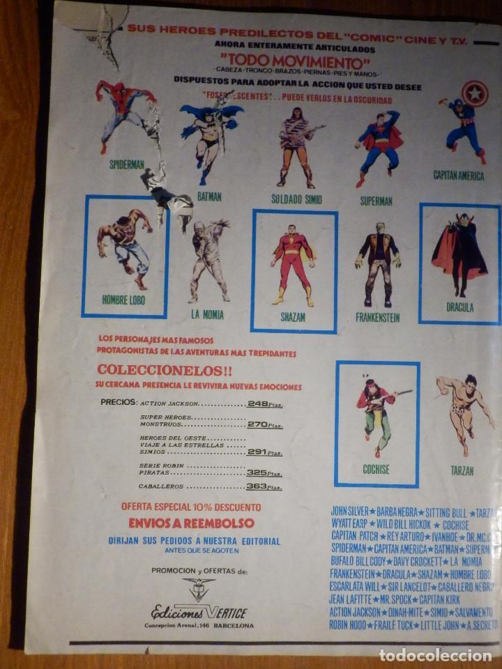 Cómics: Tebeo - Comic - THOR V. 3 - Nº 22 VERTICE Spiderman - El hombre araña - El artero lagarto - Foto 3 - 186033185