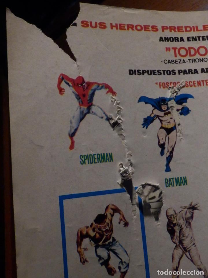 Cómics: Tebeo - Comic - THOR V. 3 - Nº 22 VERTICE Spiderman - El hombre araña - El artero lagarto - Foto 6 - 186033185