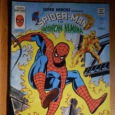 Cómics: TEBEO - COMIC - THOR V. 2 - Nº 88 VERTICE SPIDERMAN Y LA ANTORCHA HUMANA. Lote 186033228