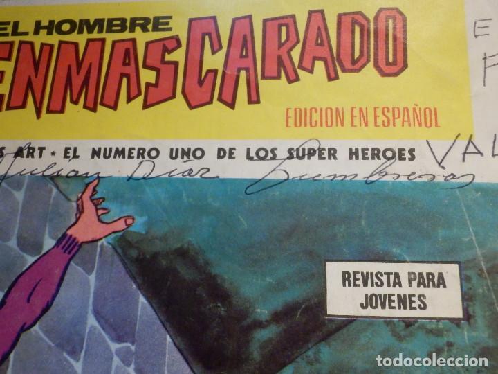 Cómics: Tebeo - Comic - El enmascarado - V.1 - Nº 29 - Comics Arts - Foto 2 - 186033661