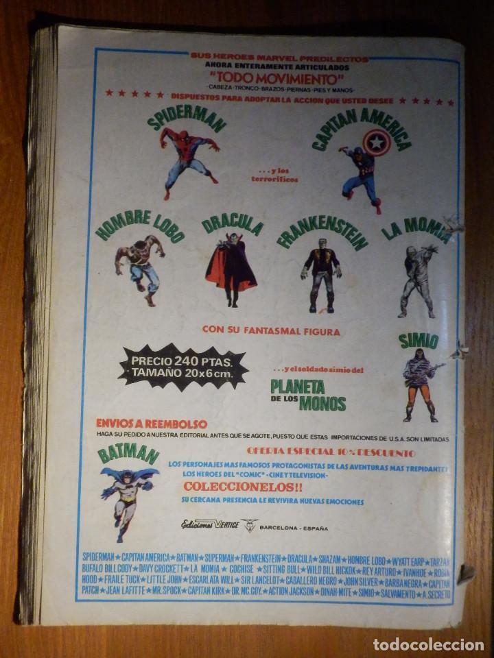 Cómics: Tebeo - Comic - El enmascarado - V.1 - Nº 29 - Comics Arts - Foto 3 - 186033661