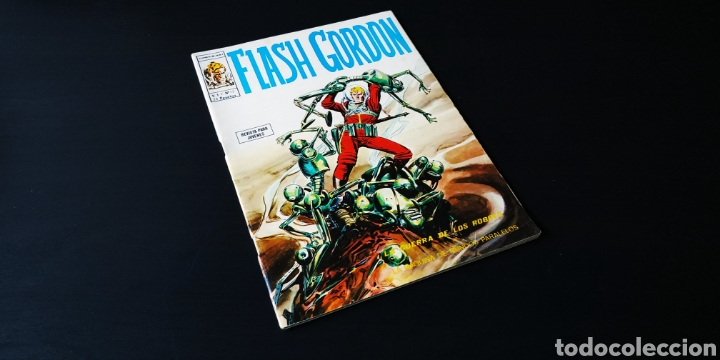 CASI EXCELENTE ESTADO FLASH GORDON 13 VERTICE VOL I (Tebeos y Comics - Vértice - Flash Gordon)