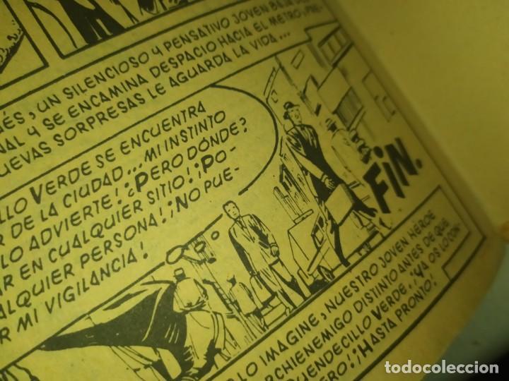 Cómics: SPIDERMAN SPIDER-MAN EL HOMBRE ARAÑA MARVEL COMICS GROUP EDICIÓN ESPECIAL VÉRTICE 1970 - Foto 6 - 186143192