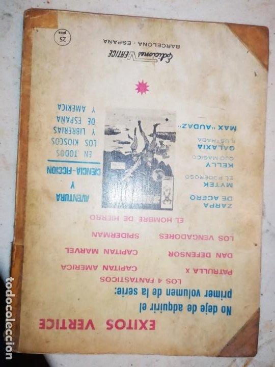 Cómics: SPIDERMAN SPIDER-MAN EL HOMBRE ARAÑA MARVEL COMICS GROUP EDICIÓN ESPECIAL VÉRTICE 1970 - Foto 21 - 186143192