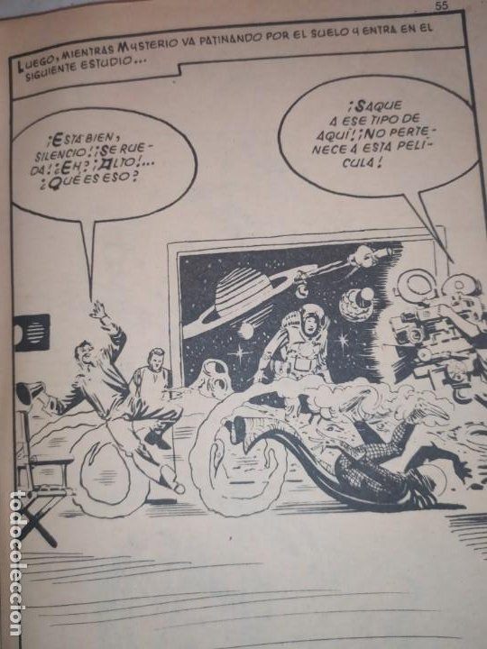 Cómics: SPIDERMAN SPIDER-MAN EL HOMBRE ARAÑA MARVEL COMICS GROUP EDICIÓN ESPECIAL VÉRTICE 1970 - Foto 22 - 186143192