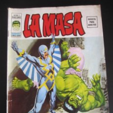 Cómics: HULK (1974, VERTICE) -LA MASA- 1 · IX-1974 · LA FURIA DE RAYO NEGRO. Lote 186186990