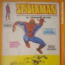 Cómics: VERTICE SPIDERMAN Nº 16 TACO NACE UN SUPER HEROE 128 PAGINAS ORIGINAL . Lote 186220650