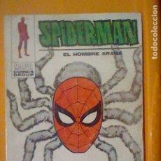 Comics: VERTICE SPIDERMAN Nº 44 TACO SE CONVIERTE ARAÑA 128 PAGINAS ORIGINAL. Lote 186221717