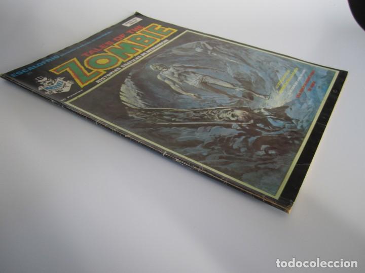 Cómics: ESCALOFRIO (1973, VERTICE) 23 · 30-XII-1974 · TALES OF THE ZOMBIE 7 - Foto 3 - 186223506