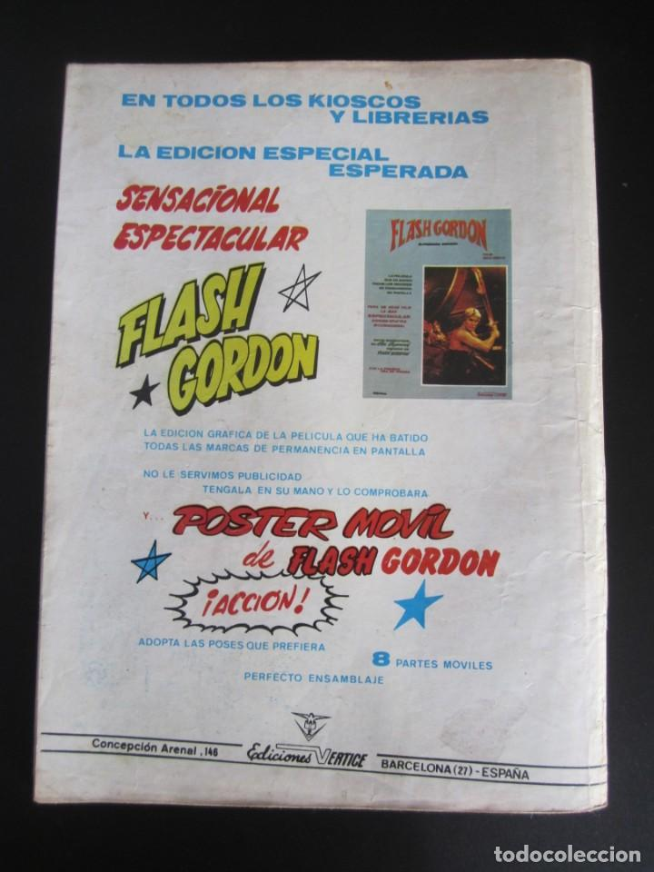 Cómics: DRACULA, LA TUMBA DE (1981, VERTICE) 2 · III-1981 · ¿QUIEN ACECHA LA TUMBA DE DRACULA? - Foto 2 - 186230667