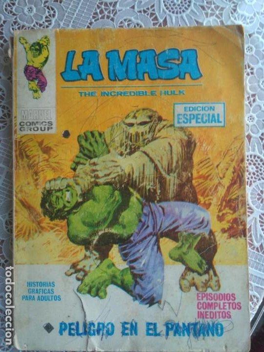 TACO - LA MASA Nº 9 - PELIGRO EN EL PANTANO (Tebeos y Comics - Vértice - La Masa)